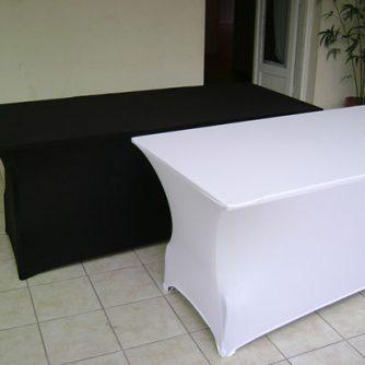 Elastyczny pokrowiec na stół