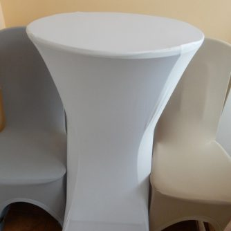 Pokrowiec na stolik koktajlowy